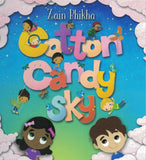 Cotton Candy Sky | The Song Book - Zain Bhikha - Sakeena Books
