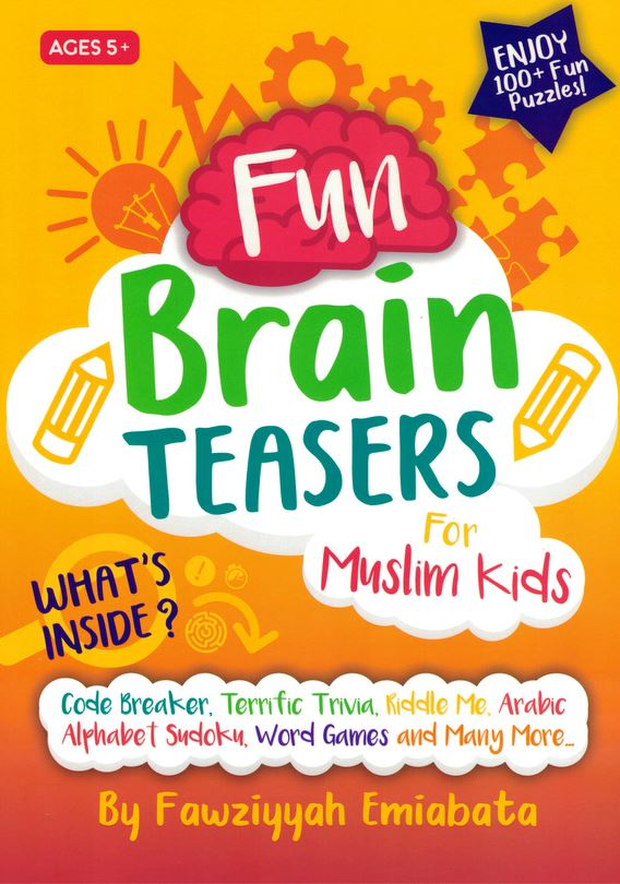 Fun Brain Teasers for Muslim Kids