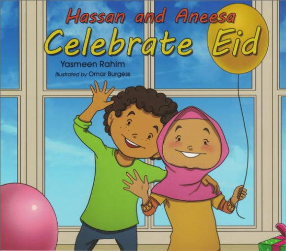 Hassan and Aneesa | Celebrate Eid