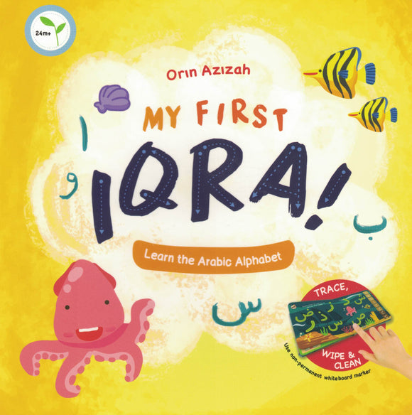 My First Iqra! - Learn the Arabic Alphabet