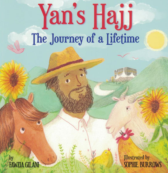 Yan's Hajj | The Journey of a Lifetime
