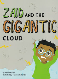 Zaid and the Gigantic Cloud - Helal Musleh - Sakeena Books