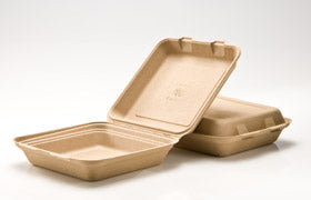 Image result for Biodegradable food packaging