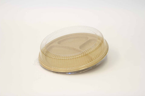 Plate Lid - 10 inch 3 Compartment
