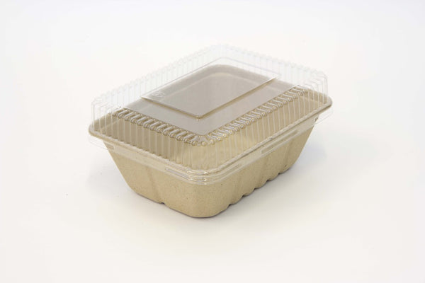 Utility Tray Dome PET Lid