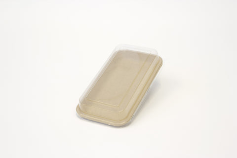 Supermarket Tray - 17S Dome PET Lid