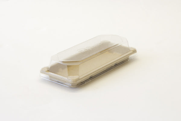Sushi Tray PET Lid - Long