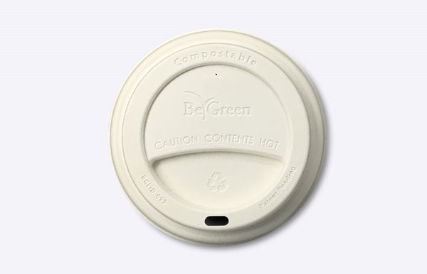 Fiber Coffee Cup Lid