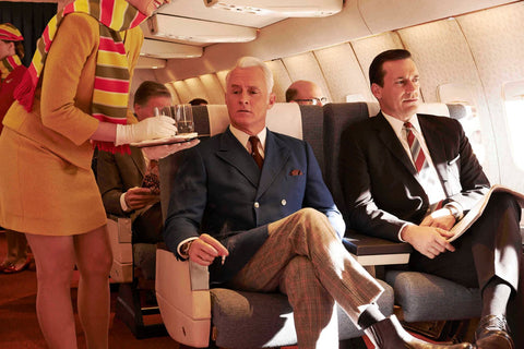 Mad men frere de voyage how to travel in style