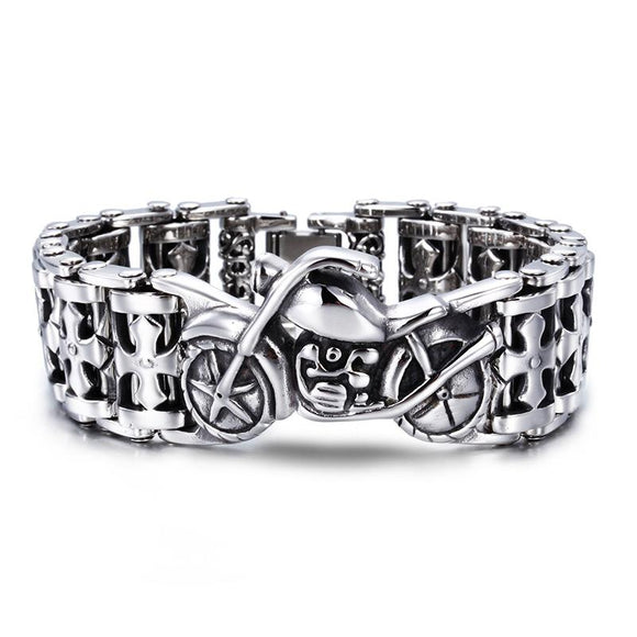 TOP 10 Viking Men Bracelets Silver Bracelet Designs for Mens 2019