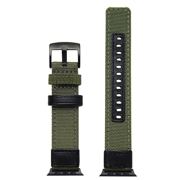 Nylon Outdoor Sport apple Watch Band 42MM Or 38MM Tenacity Nylon Band Outdoor Breathable - CIVIBUY