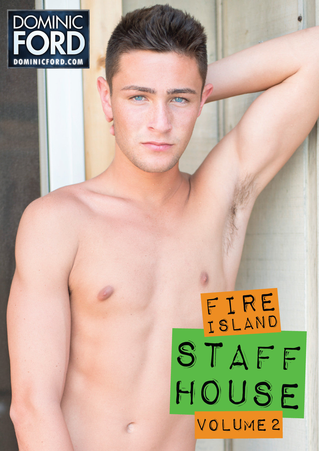 Fire Island Staff House: Volume 2