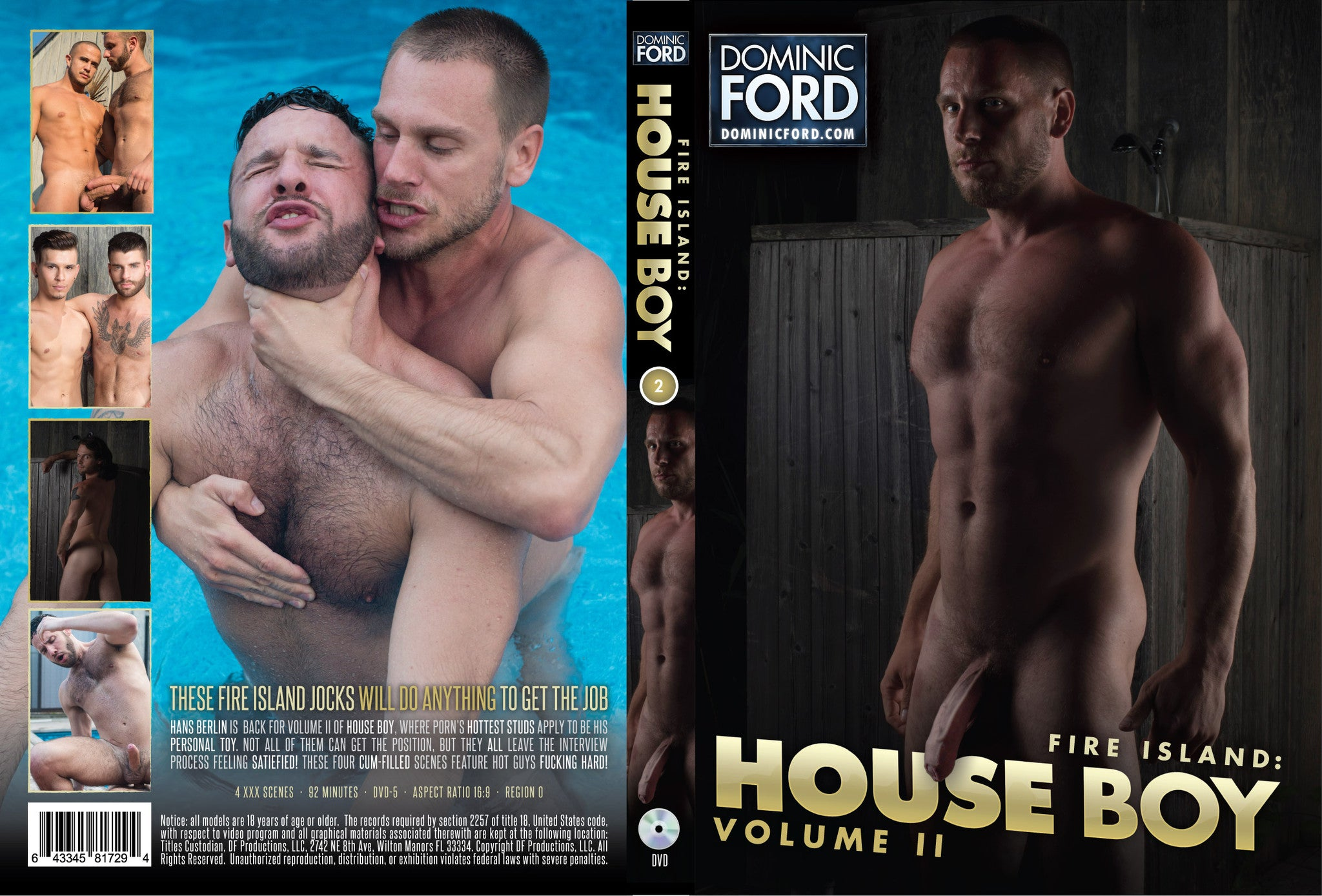 Fire Island: House Boy Volume 2