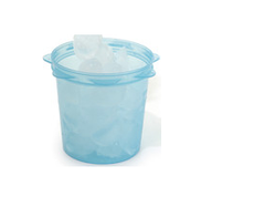 ice orb blue bucket