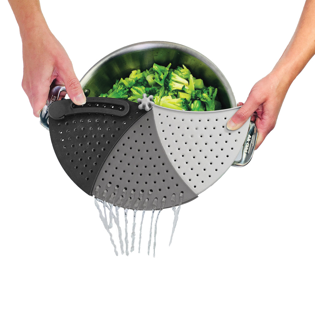 SpinOut™ Strainer