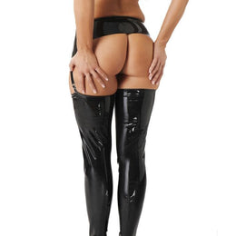 Rubber Secrets Suspender Belt