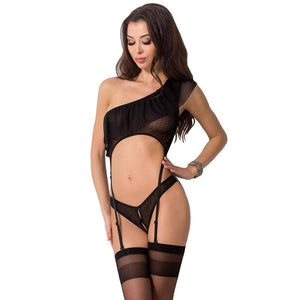 Passion Lucia Black Set