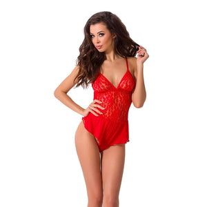 Passion Fabiana Body Red