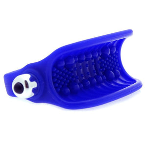 Rocks Off 7 Speed Hand Solo Vibrating Masturbator Dark Blue