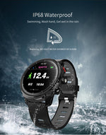 2020 New Sport Waterproof Smart Watch