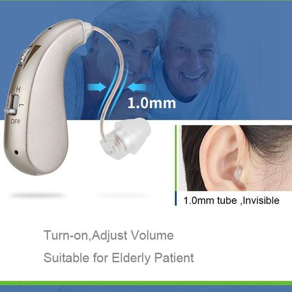 Rechargeable Wireless Full Digital Intelligent Hearing Aid