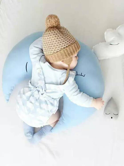 BEST Sleeping Moon Plush 50% Off-Free Shipping-Chill And Slay