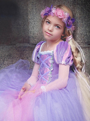 Best Rapunzel Princess Dress 50% OFF+FREE SHIPPING - Chill and Slay