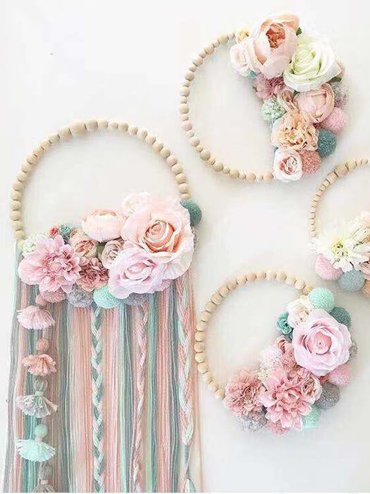 Best Flower Dreamcatcher Tassels 50% OFF+FREE SHIPPING Chill and Slay