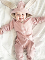 Pink Bunny Jumpsuit & Costume 50% Off-Free Shipping-Chill And Slay
