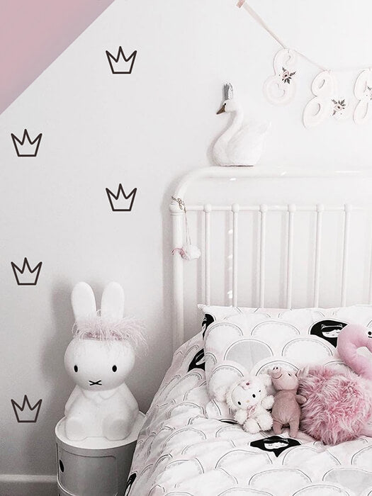 Best Crown Sticker Decor(24pcs) 50% OFF+FREE SHIPPING - Chill and Slay