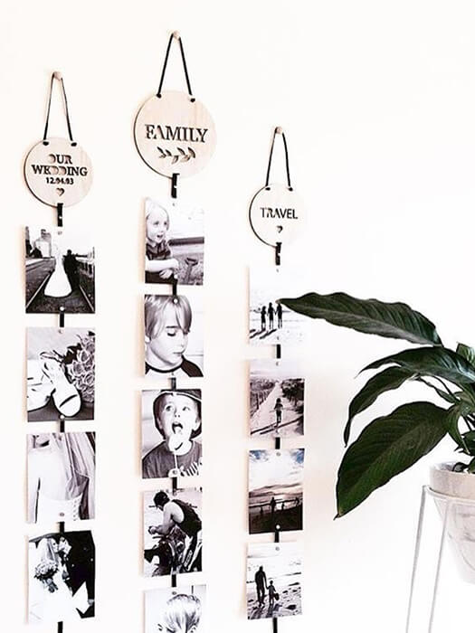 Best  Photogallary Hanging Decor 50% OFF+FREE SHIPPING Chill and Slay
