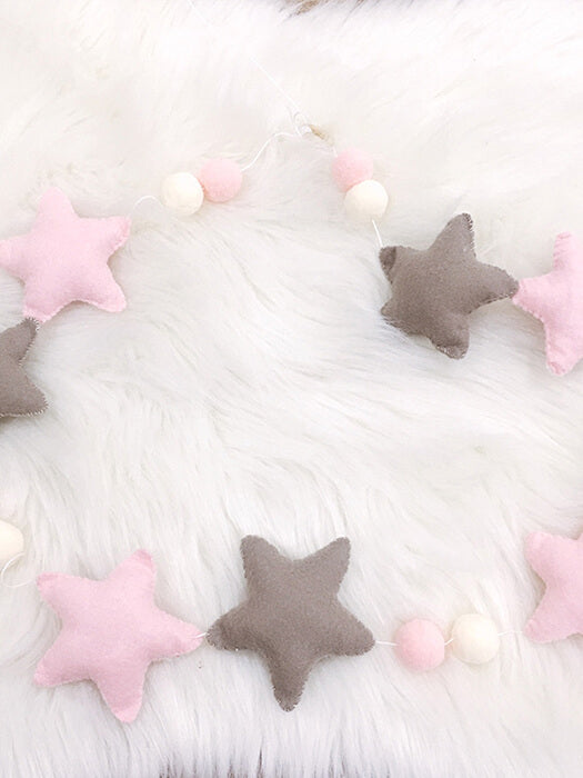 Best Star Felt Hanging Decor 50% OFF+FREE SHIPPING - Chill and Slay