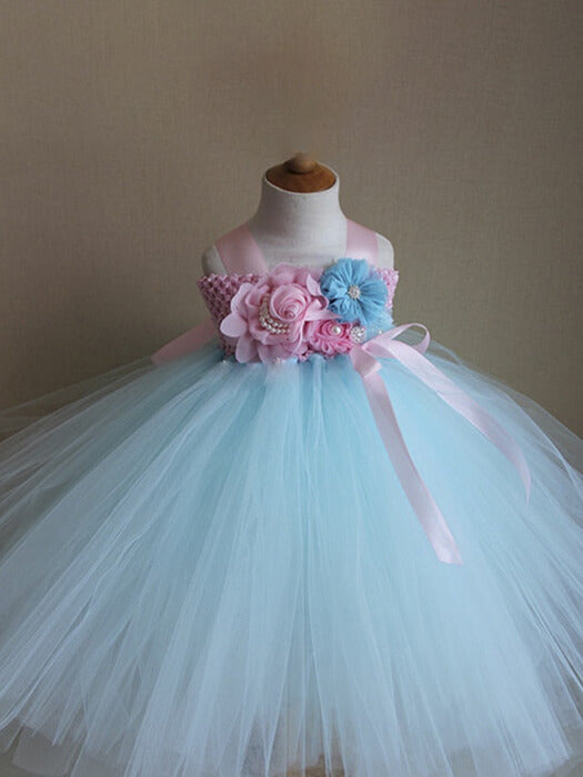 Best Kids 3D Flower Tulle Dress 2019 | Girl Outfit | Chill and Slay