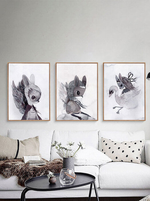 Best Cartoon Fox  Wall Painting 50% OFF+FREE SHIPPING - Chill and Slay