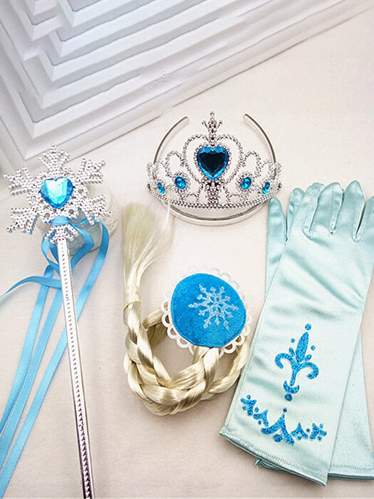 Awesome Elsa Accessories Set 50% OFF+FREE SHIPPING - Chill and Slay