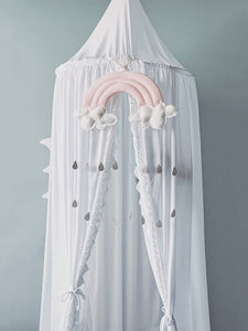 & Best Lace Insert Baby Canopy 50% OFF+FREE SHIPPING - Chill and Slay