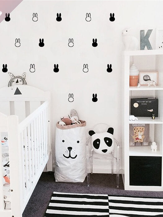 Best Bunny  Sticker Decor(36pcs) 50% OFF+FREE SHIPPING  Chill and Slay