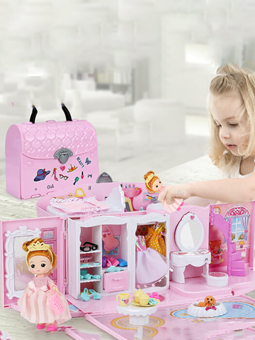 Best Doll House In Dream Handbag 50% OFF+FREE SHIPPING Chill and Slay