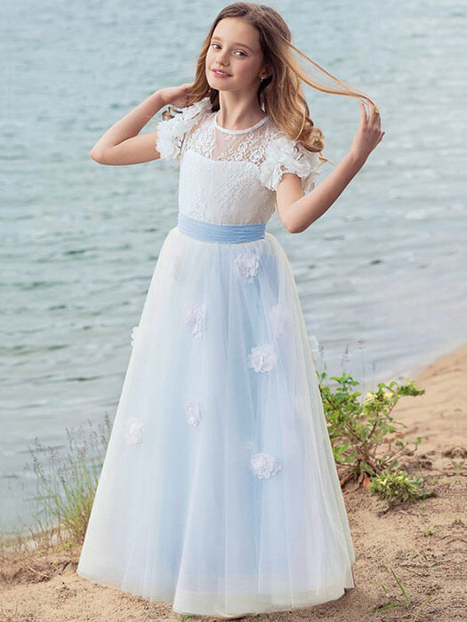 Best 3D Flowers Lace Dress 50% OFF+FREE SHIPPING - Chill and Slay