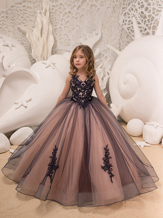Best Kids Delicate Lace Dress 50% OFF+FREE SHIPPING | Chill and Slay