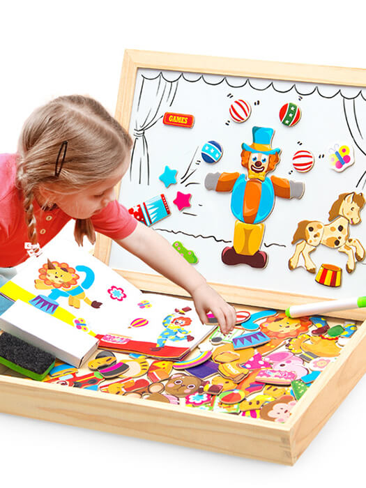 Best 3D Puzzle & Drawing Board 50% OFF+FREE SHIPPING - Chill and Slay