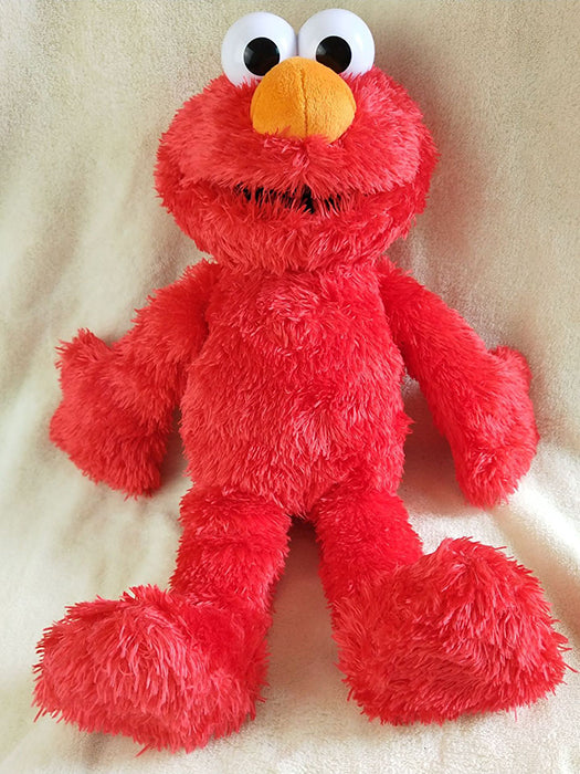 Best Sesame Street Elmo Plush 50% OFF+FREE SHIPPING - Chill and Slay