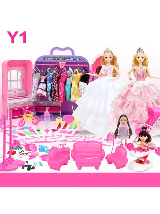 Best Doll Dressing Set 50% OFF+FREE SHIPPING - Chill and Slay