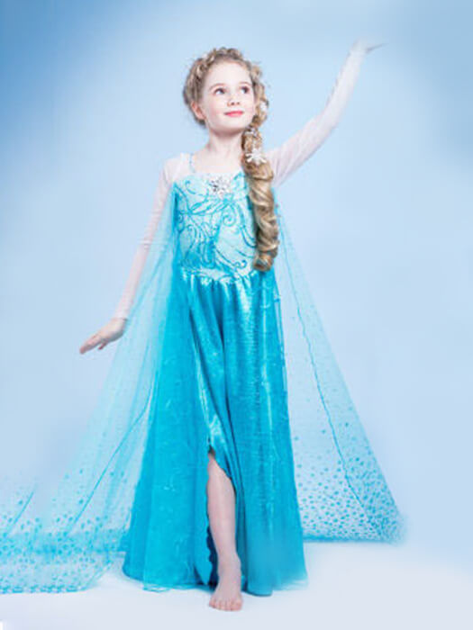 Wonderful Elsa Princess Dress 50% OFF+FREE SHIPPING - Chill and Slay