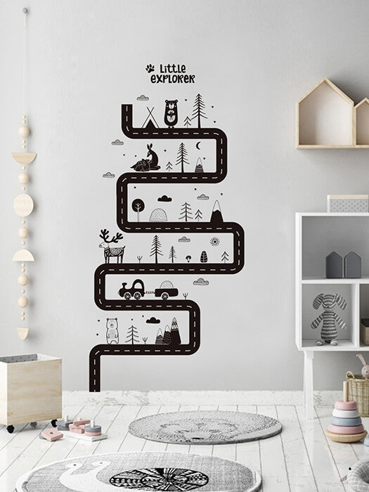 Best Highway Wall Sticker Decor 50% OFF+FREE SHIPPING - Chill and Slay