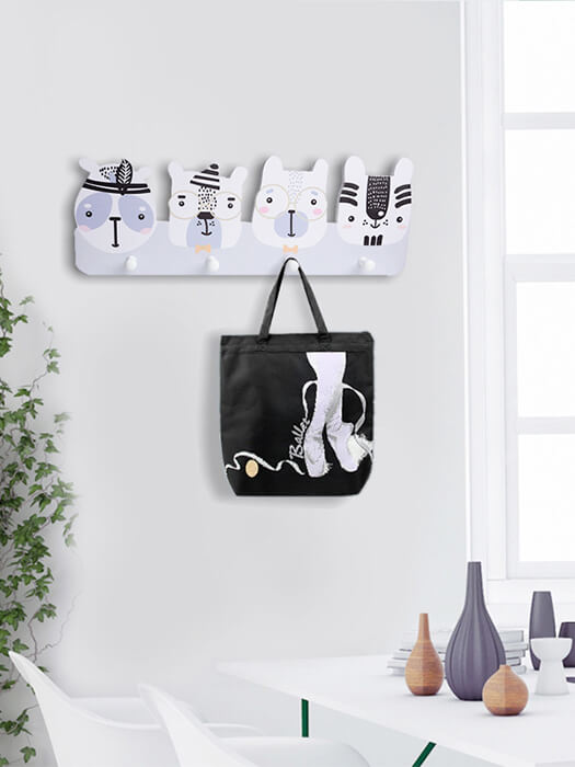 Best Cute Animal Wall Rack 50% OFF+FREE SHIPPING - Chill and Slay