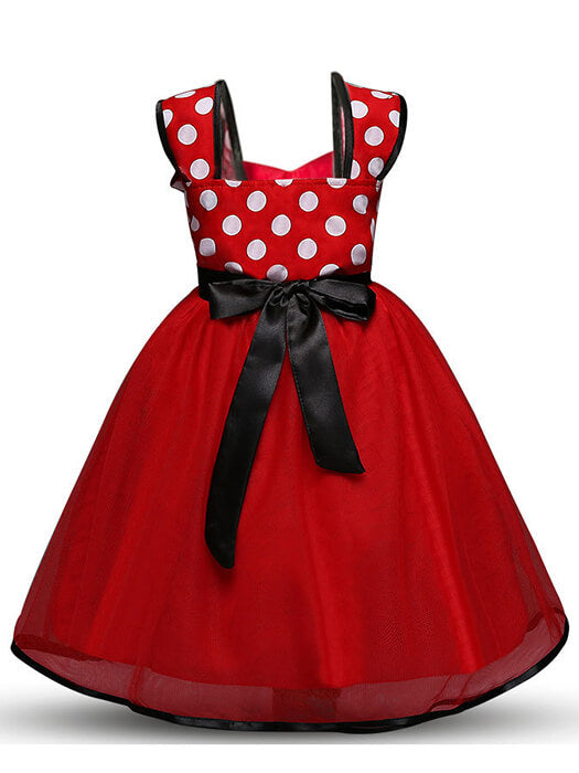 Best Polka Dot Tulle Dress 50% OFF+FREE SHIPPING - Chill and Slay