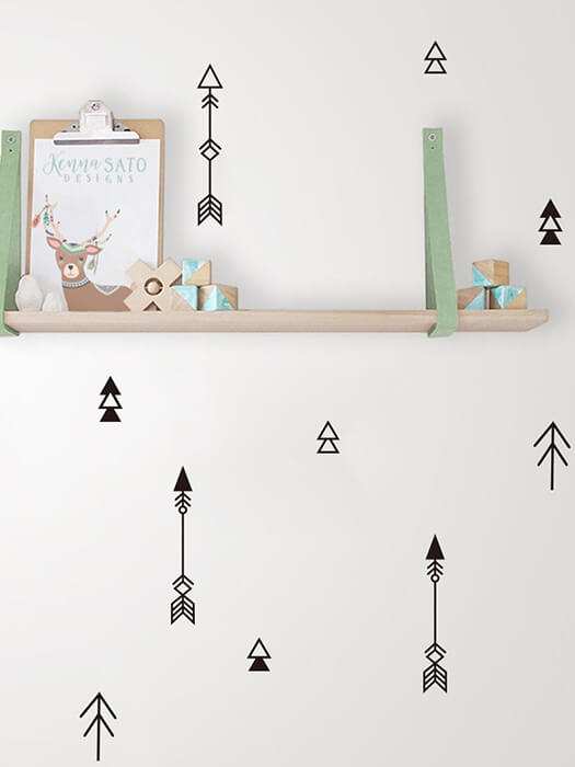 Best Arrows Wall Sticker(84pcs) 50% OFF+FREE SHIPPING - Chill and Slay