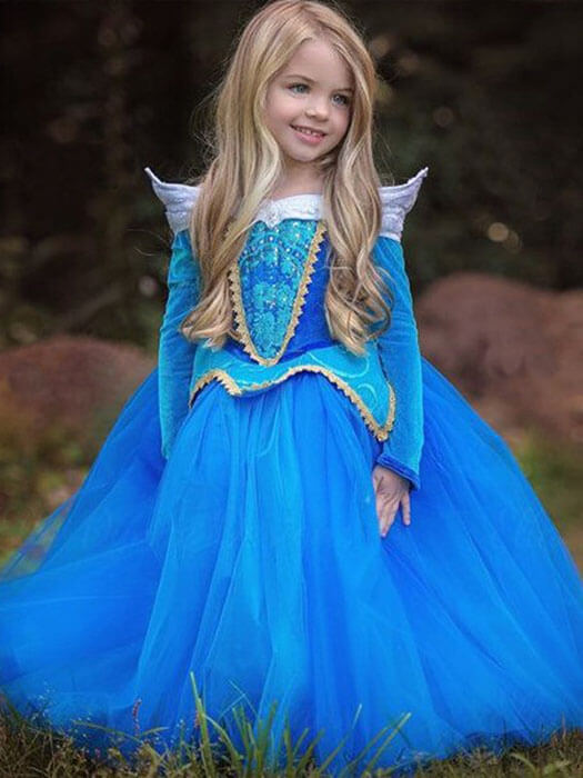BEST Sleeping Beauty Aurora Costume 50% Off-Free Shipping-Chill And Slay