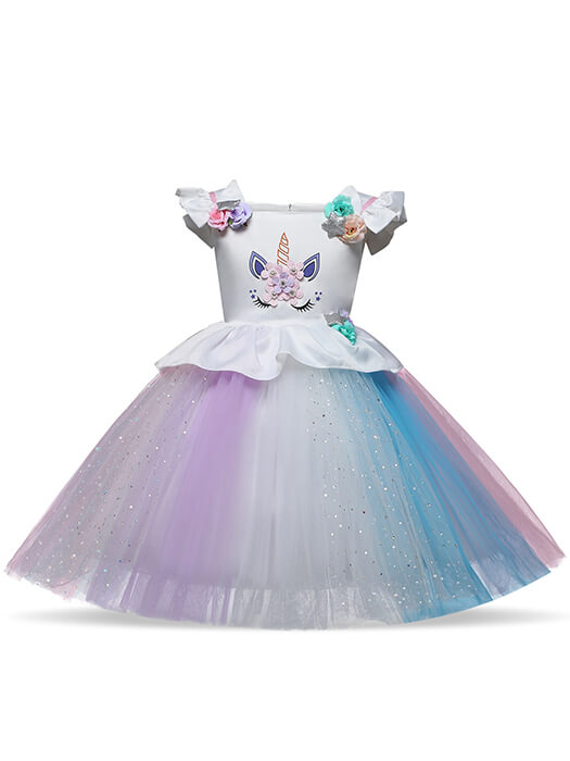 Best Fancy Unicorn Dress  50% OFF+FREE SHIPPING - Chill and Slay